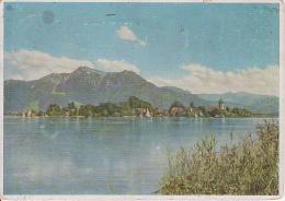 AK Fraueninsel Im Chiemsee - Feldpost 5. Luftschutz Kp./ Standortbatl. Z.b.V. München - 1942 (21277) - Other