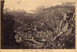 Cuneo - Ormea :  Panorama - Cuneo