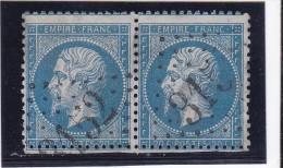 GC  3152    RIVE SUR FURE     37    ISERE    REF 9821 - 1862 Napoleon III
