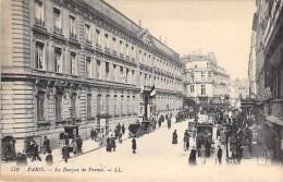 BANQUES - 75 - PARIS ( 1er ) - Siège De La BANQUE DE FRANCE Rue Des Petits Champs - CPA - Seine - Banques