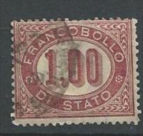 1875 Italia - Dienstpost