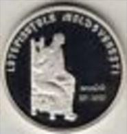 @Y@   Moldavie  100 Lei 2009  Silver Proof  Moldova - Moldavië