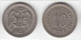 **** SERBIE - SERBIA - 10 PARA 1912 MILAN I **** EN ACHAT IMMEDIAT - Serbia