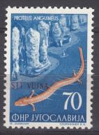 Italy Yugoslavia Trieste Zone B 1954 Mi#133 Sassone#111 Mint Hinged - Mint/hinged