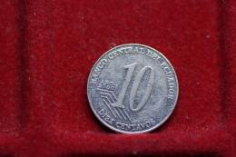Ecuador 10 Centavos 2000 - Equateur