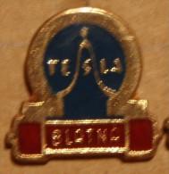 Nikola TESLA Company Czechoslovakia Electronic Industry Blatna Pin Badge - Marche