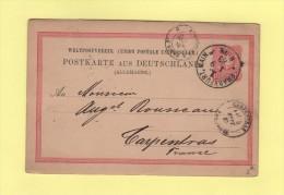 Frankfurt - 1888 - Allemagne