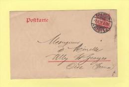 Dresden Altstadt - 2-11-1911 - Allemagne