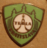 Nikola TESLA Company Czechoslovakia Electronic Industry Bratislava Pins Badges - Marche
