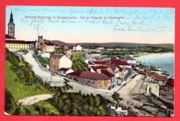Yugoslavie. Belgrade. Vue Prise De Kalemegdan. Feldpoststation N°. 25.  Novembre 1915 - Yougoslavie