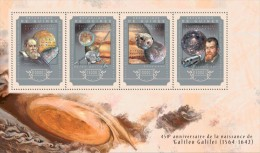 Guinea. 2014 Galileo Galilei . (605a)