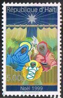 Haiti SG1652 1999 Christmas 5g Good/fine Used - Haiti