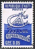 Haiti SG1261 1972 Obligatory Tax 5c Good/fine Used - Haiti