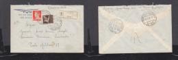 VOGHERA PAVIA RACC 1942 > Generale Bosi Comm. Angelo, Commando Divisione LombardiaPOSTA MILITARE N.47, N3300 Transit - 1900-44 Vittorio Emanuele III