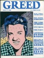 Greed Issue 4 - Histoire De L'Art Et Critique