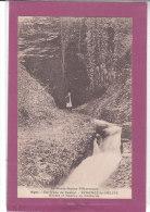 70. Environs De VESOUL -  ECHENOZ-LA-MELINE .- Grotte Et Source De Solborde - Autres Communes