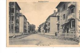 69  -  CPA  De  OULLINS  -  La  Cité  P . L . M . - Oullins
