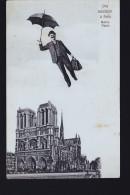 PARIS UNE EXCURSION A NOTRE DAME - Francia