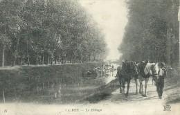 77)    VAIRES  -  Le Halage  (  Attemage  ) - France