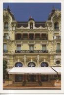 CP - PHOTO - MONTE CARLO - HOTEL DE PARIS - - Hotels