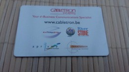 Intouch Cabletron Systems VOID 999 Sample Rare 2 Scans  Very Rare !