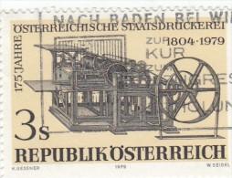 Austria 1979 - Yt 1449 Used - 1945-.... 2nd Republic