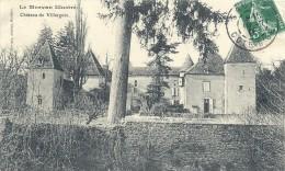 BOURGOGNE - 21 - COTE D'OR - VILLARGOIX - Château - France