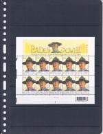 Belgie - Belgique 3633 Velletje Van 10 Postfris - Feuillet De 10 Timbres Neufs  -  Europa 100 Jaar Scouts - Feuilles Complètes