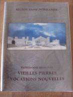 BASSE NORMANDIE Patrimoine Regional Vieilles Pierres Vocations Nouvelles Ardevon Caen Cherbourg Falaise Omonville - Normandie
