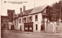 LA ROCHE POSAY LES BAINS Café De La Promenade - La Roche Posay