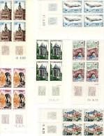 LOT 12 COINS DATES FRANCE - Ecken (Datum)