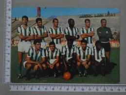 VITORIA FUTEBOL CLUBE - SETUBAL - 2 SCANS (Nº13772) - Football