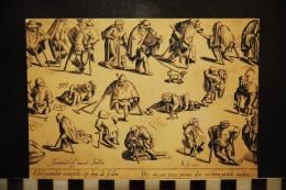 CPSM  ARTS PAYS BAS , Naar JEROEN BOSCH , D´après Jerome BOSCH - Pintura & Cuadros