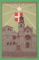 Mestre 1915 Assistenza Famiglie Richiamati Alle Armi Franchigia Croce Rossa E Posto Soccorso I° Classe - Venezia