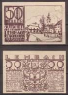Österreich , Lembach Im Mühlkreis - Notgeld , 50 Heller - Oesterreich