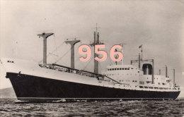 CPSM 14 X 9 * * Le MAGELLAN * * French Line - Piroscafi