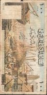 ALGERIA P125  100  DINARS   1964    FINE - Algerije