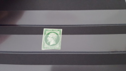 LOT 296701 TIMBRE DE FRANCE NEUF* N�14B VALEUR 550 EUROS