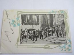 CPA PATRIE 1903 - Paintings