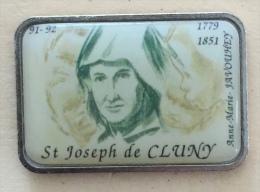SAINT JOSEPH DE CLUNY ANNE MARIE JAVOUHEY 1779 1851 - Pins