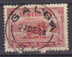 PGL AD775 - AUSTRALIA Yv N°97 - 1913-36 George V : Other Issues