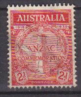PGL AD778 - AUSTRALIA Yv N°100 - 1913-36 George V : Other Issues