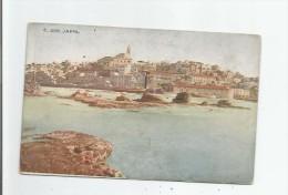 JAFFA 15001 VUE PANORAMIQUE - Israele
