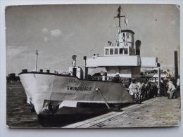 Ferry Swonoujscie / Poland 2 Scan - Fähren