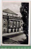 Bayreuth-Das Markgräfl. OpernhausVerlag: ---------, –  Postkarte (Foto)unbenutzte Karte,Erhaltung:I-II, Karte Wird - Bayreuth