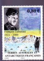TAAF : François Tabuteau : Y&T : ** : - Terres Australes Et Antarctiques Françaises (TAAF)