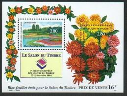 B-F N° 16 (Salon Du Timbre 1994) Neuf** LUXE: COTE= 12 Euros !!! - Blocs & Feuillets