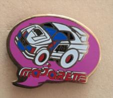 AUTOMOBILE MAJORETTE - Badges