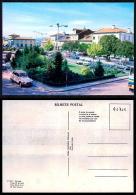 PORTUGAL COR 47729 - FAFE - PRAÇA 25 DE ABRIL - OLD CARS AUTOMOBILES VOITURES CITROEN DYANE SIMCA 1100 DATSUN 120Y OPEL - Braga