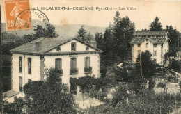 SAINT LAURENT DE CERDANS LES VILLAS - Autres Communes